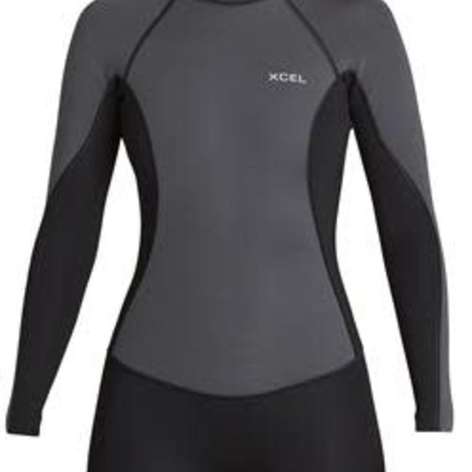 XCEL Wetsuits XCEL Axis 2/1mm Long Sleeve Back Zip Spring Suit (8)