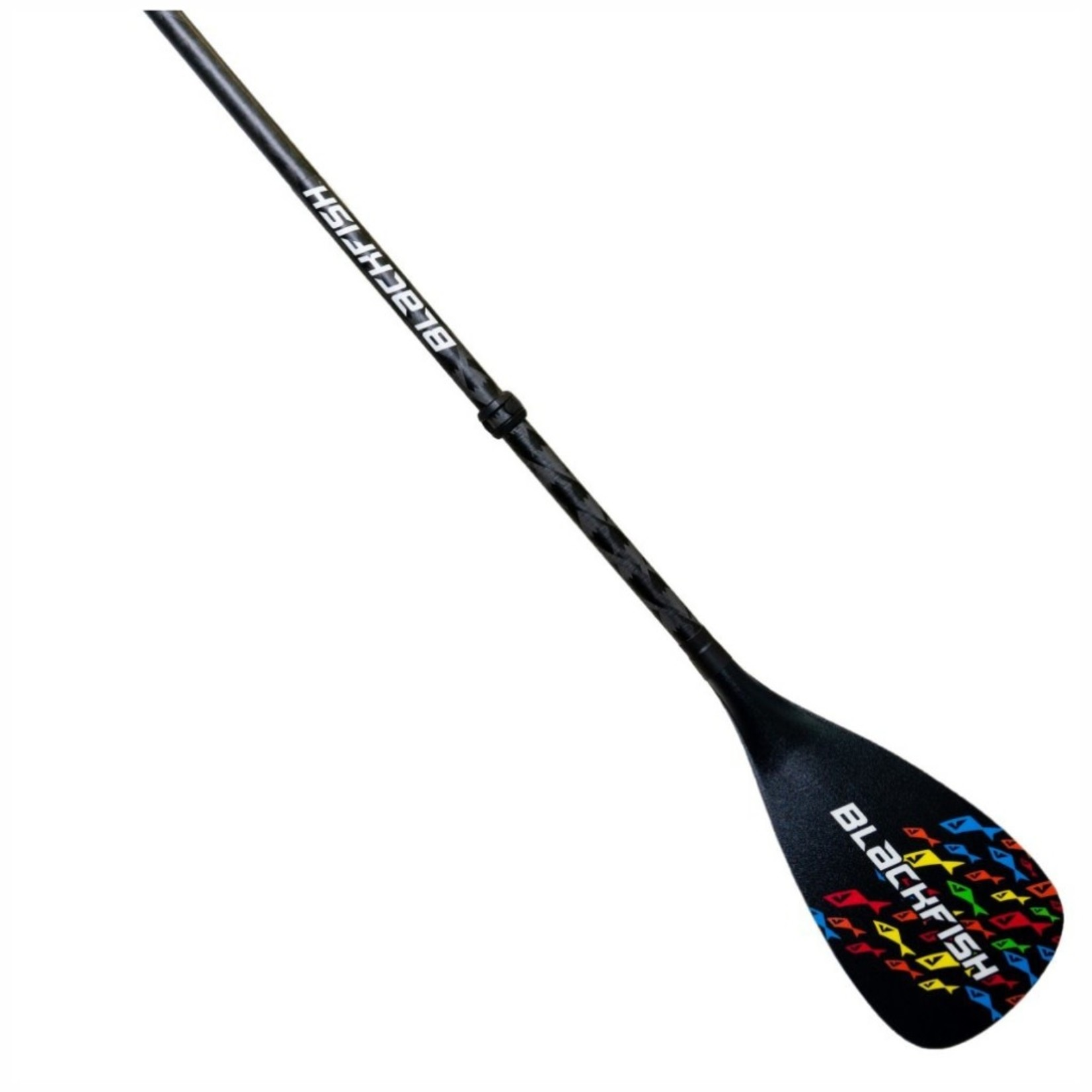 Blackfish Paddles Blackfish Nootka 520 Fishskin Adjustable 3 pc. Stand Up Paddle