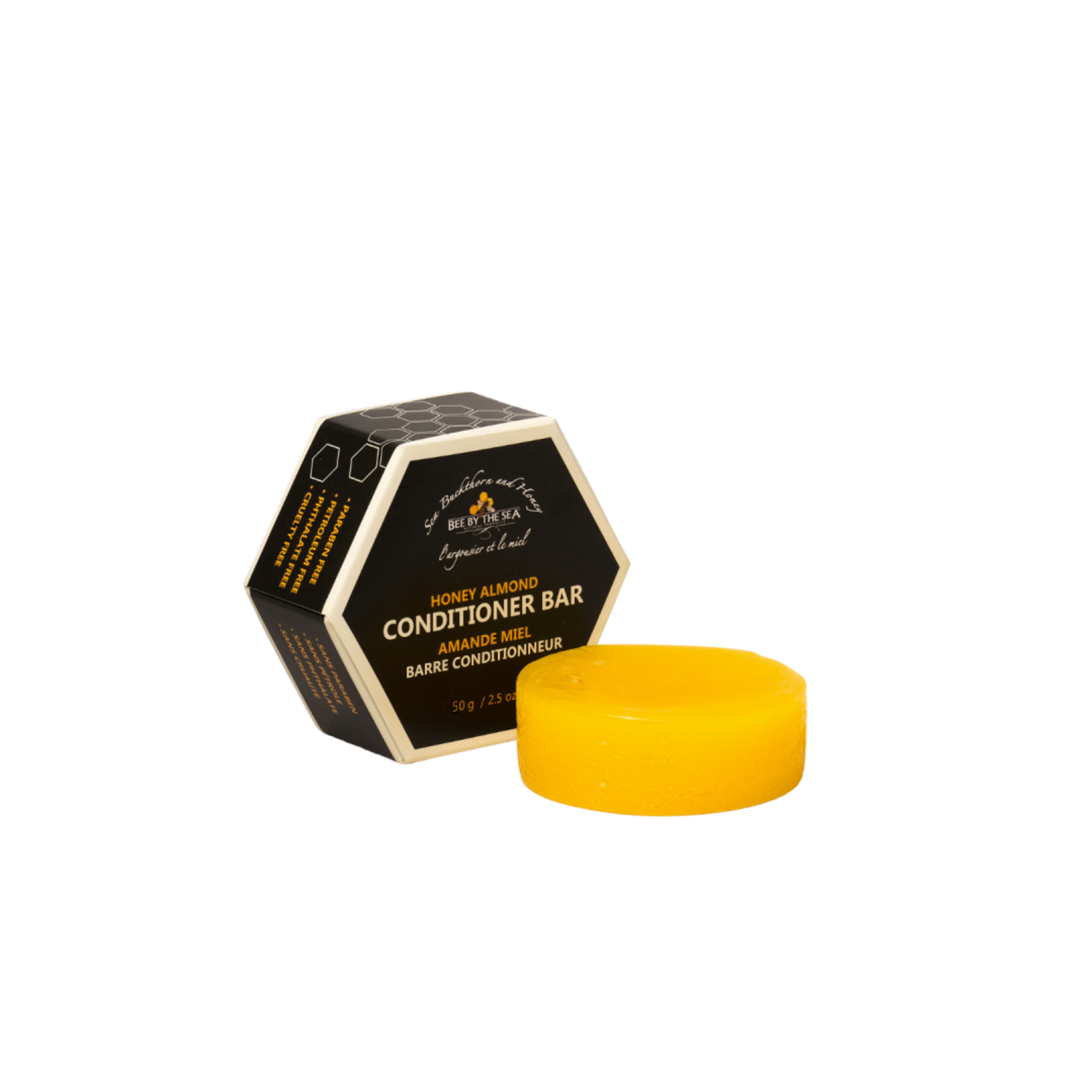 BEE BY THE SEA BEE BY THE SEA Honey Almond Conditioner Bar
