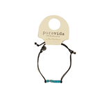 Puravida Heshi Bead Bracelet