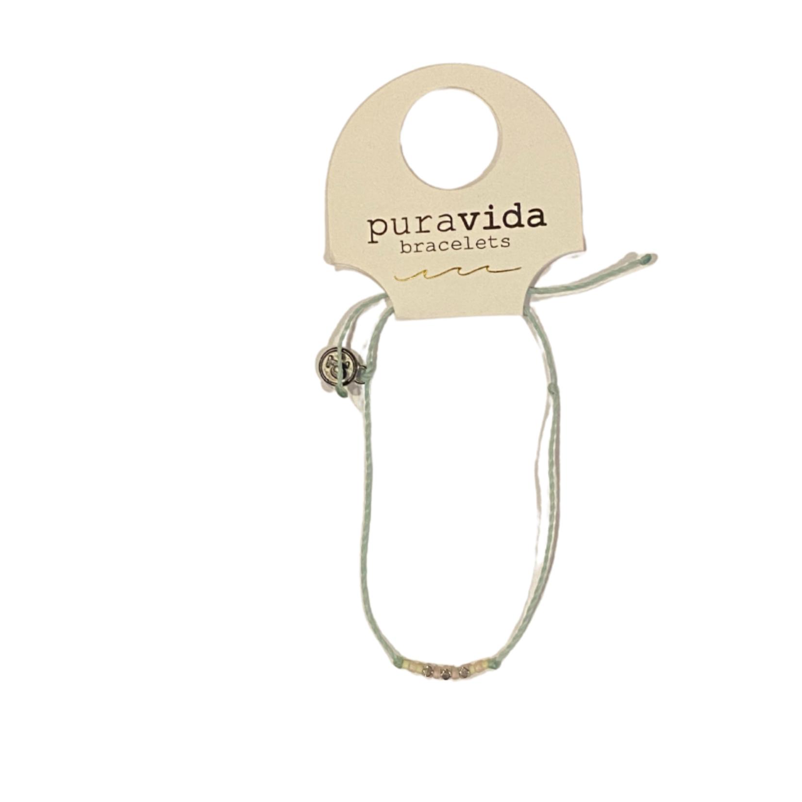 Pura Vida Jewelry Puravida Delicate Seed Bracelet