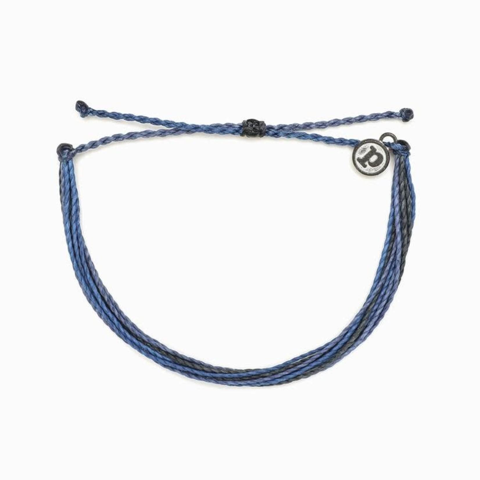Puravida Charity Bracelet-Blue