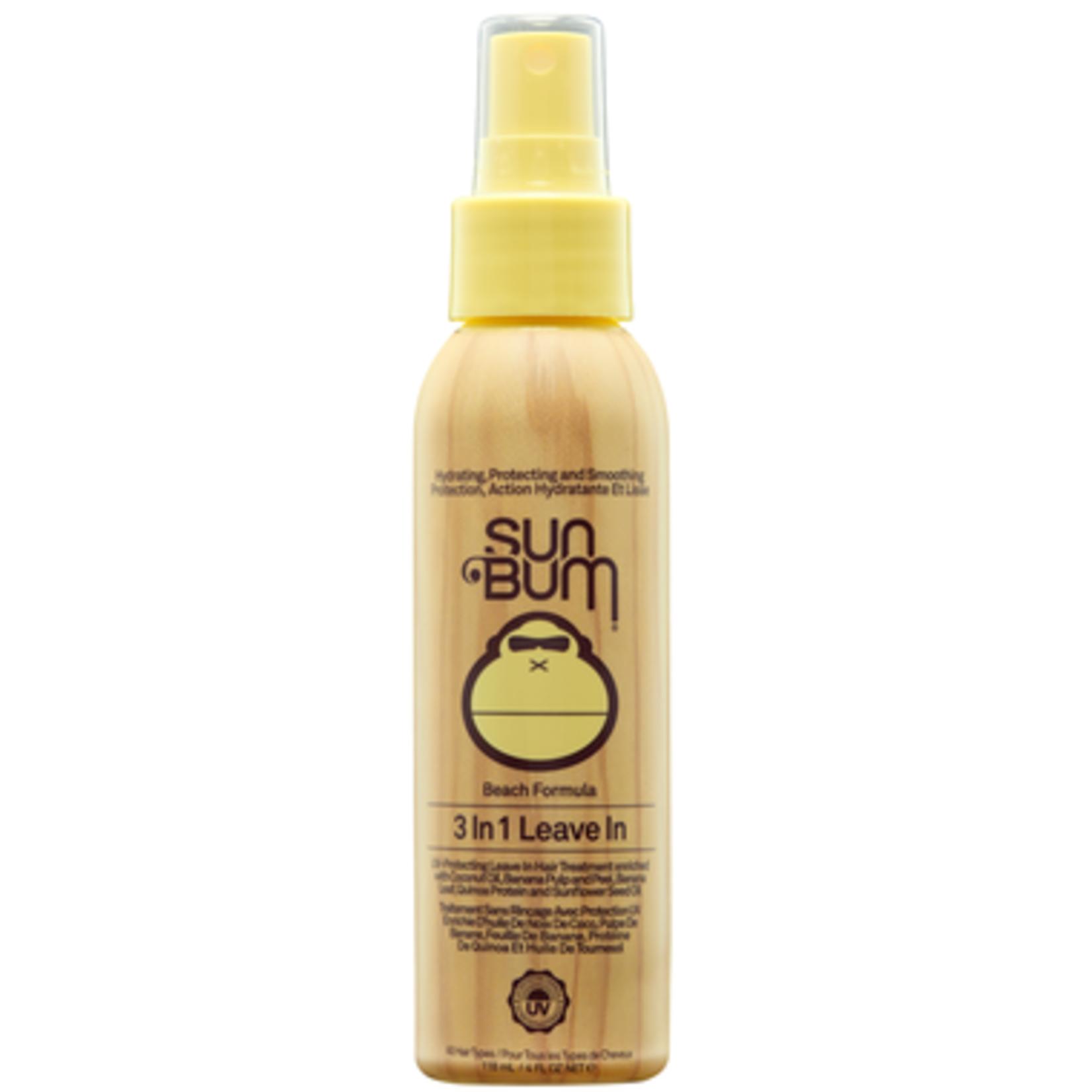 Sun Bum 3-in-1 Leave In Spray