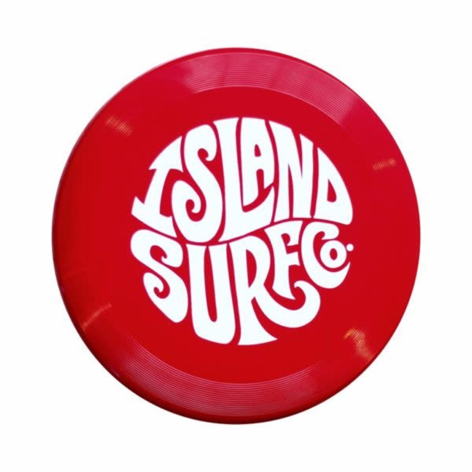 Island Surf Company Island Surf Co Frisbee