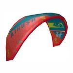 AIRUSH Kiteboarding AIRUSH 12m Lithium Acid Teal Kite