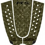 FCS FCS T-3 Traction Pad Olive Fleck black