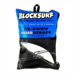 BLOCKSURF Blocksurf Tie Down Straps
