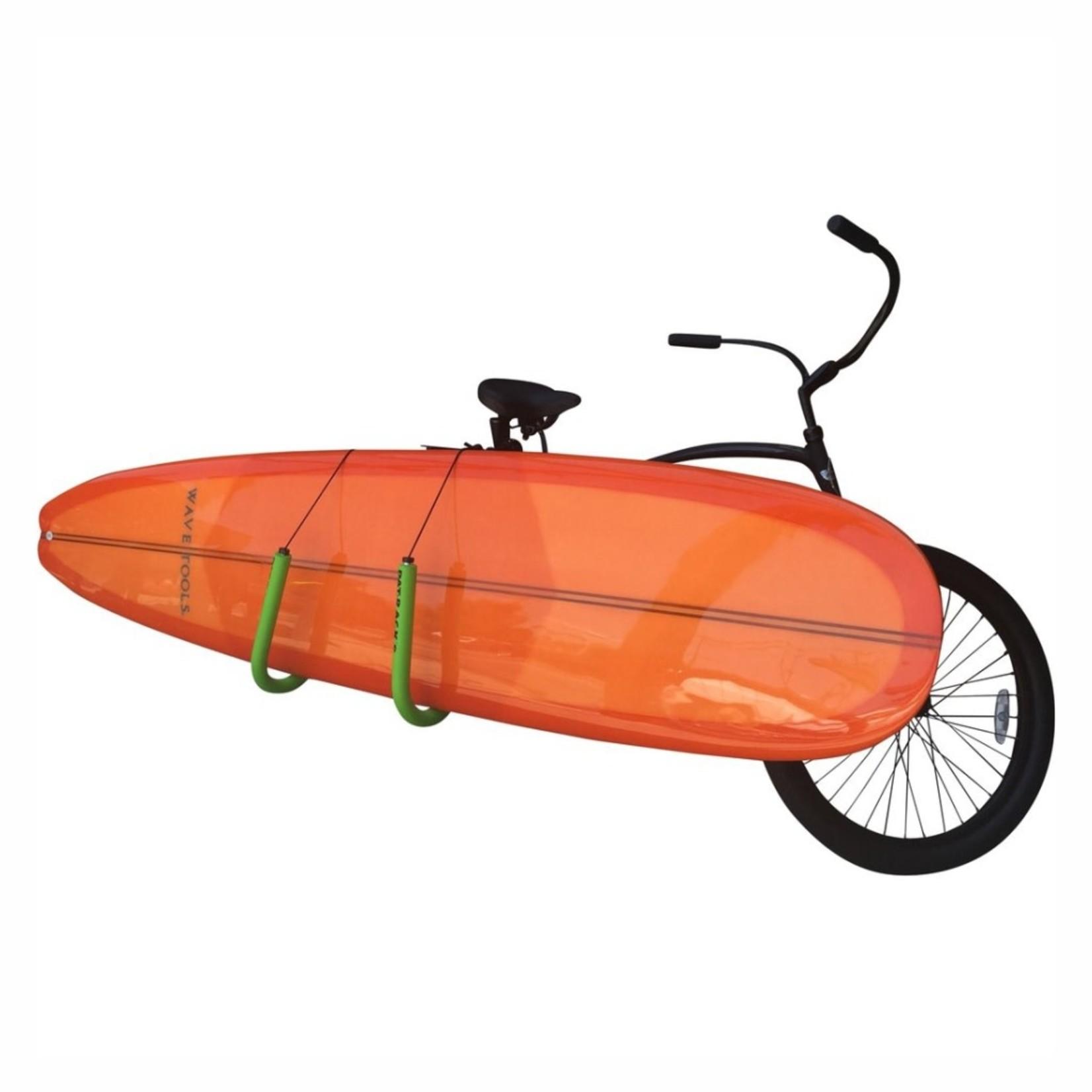 PAT-RACKS Surf Pat Racks Bicycle Rack for Shortboard Surfboards