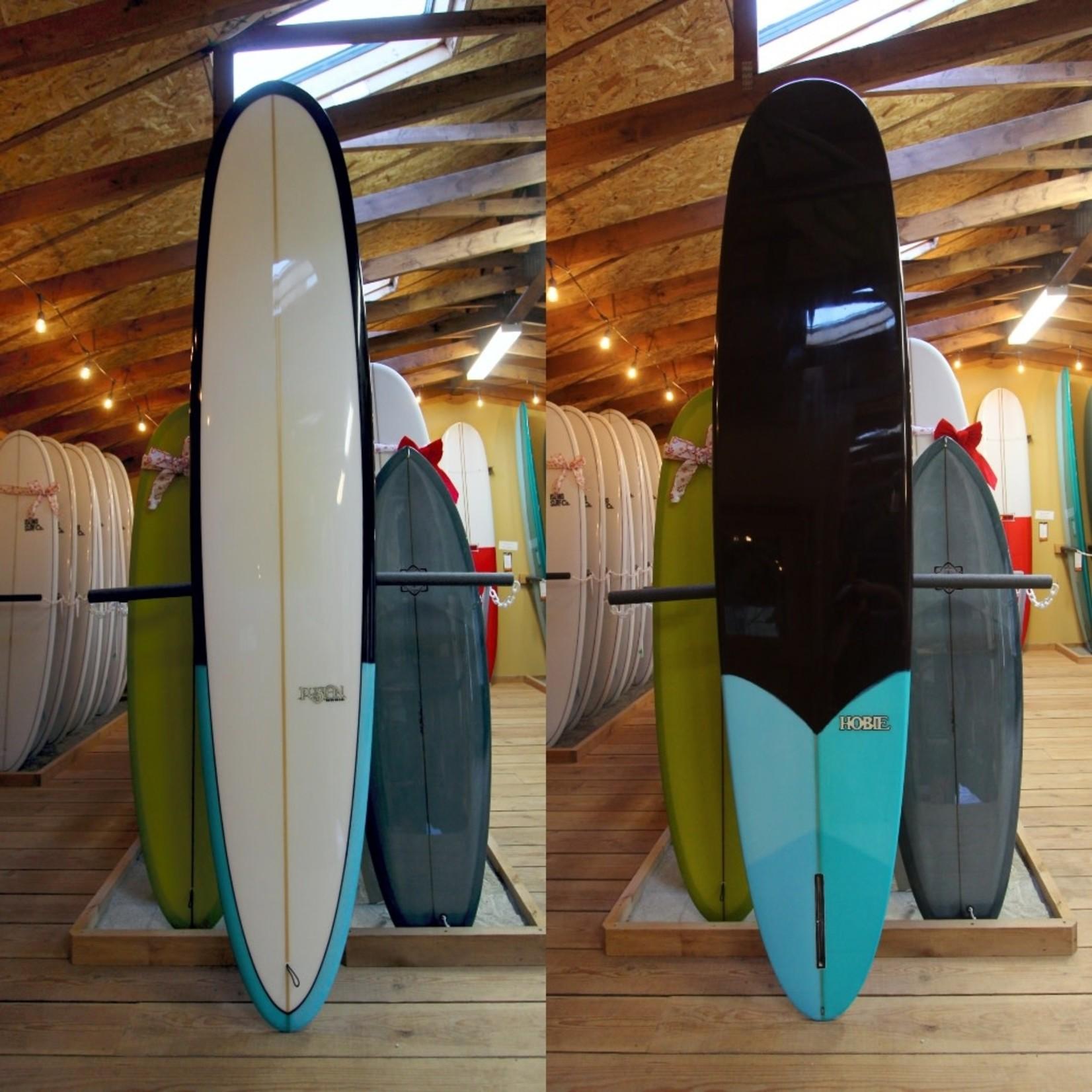 Hobie Surfboards 9'8 Hobie Fusion Performance Singlefin Longboard.