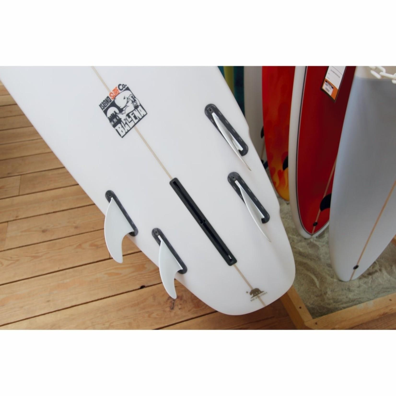 Island Surf Company 7'6 Island Surf Company Ballena Surfboard.