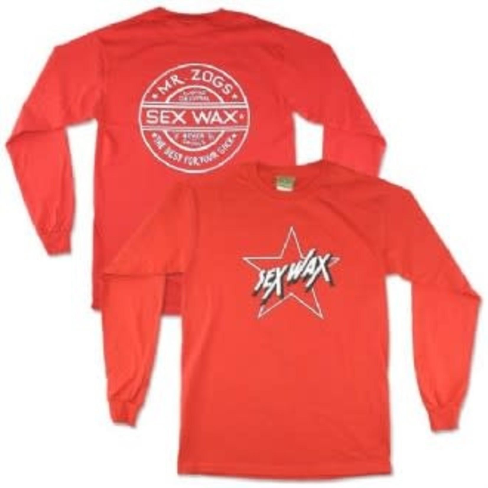 SEX WAX Sex Wax Long Sleeved T-shirt.