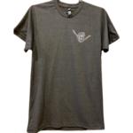 Island Surf Company Island Surf Company Shaka Bones T-Shirt.