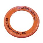 Island Surf Company Island Surf Company Zing Ring Flyer Frisbee