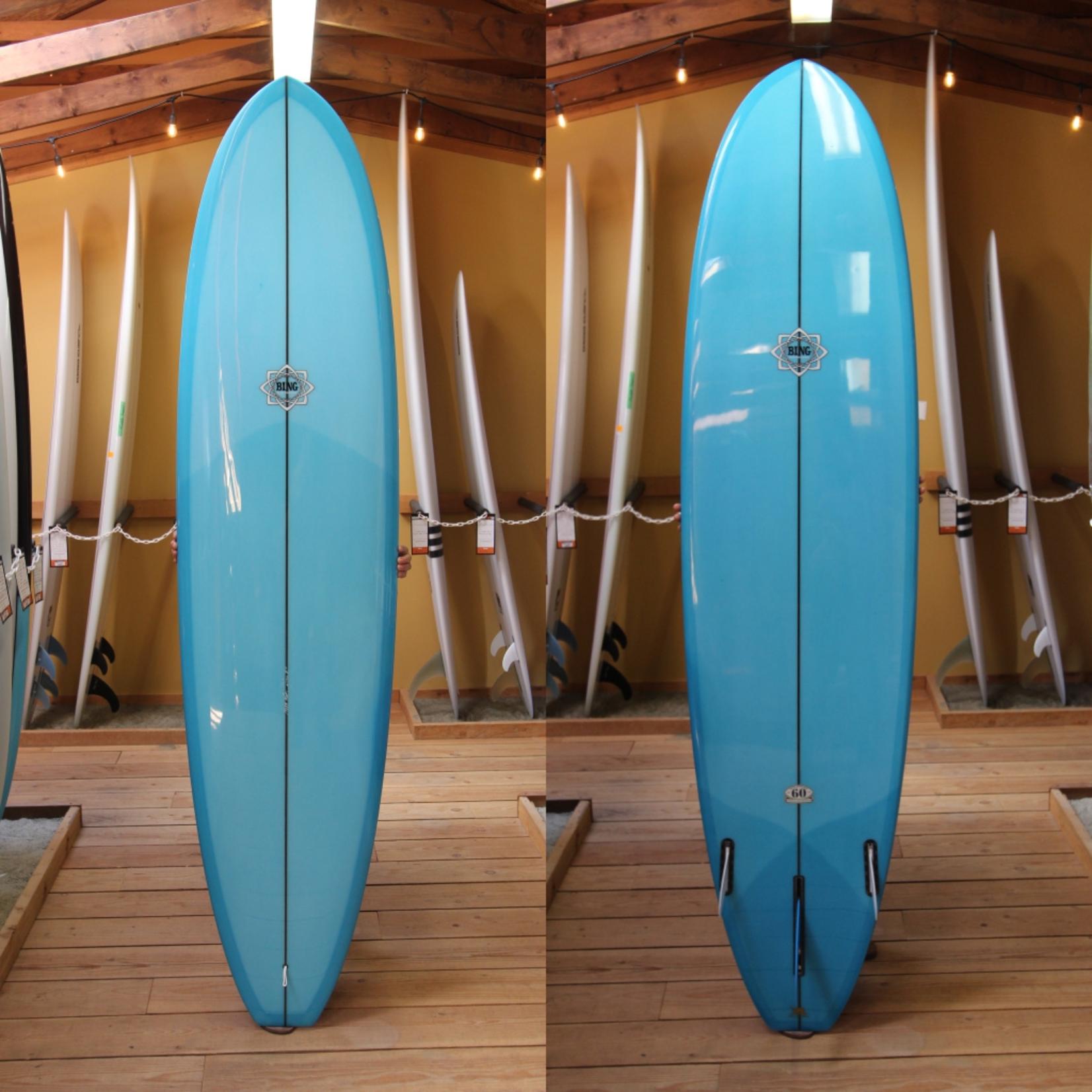 Bing Surfboards 8'0 Bing Seeker.