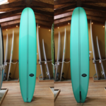 Bing Surfboards 10'0 California Square Tail.