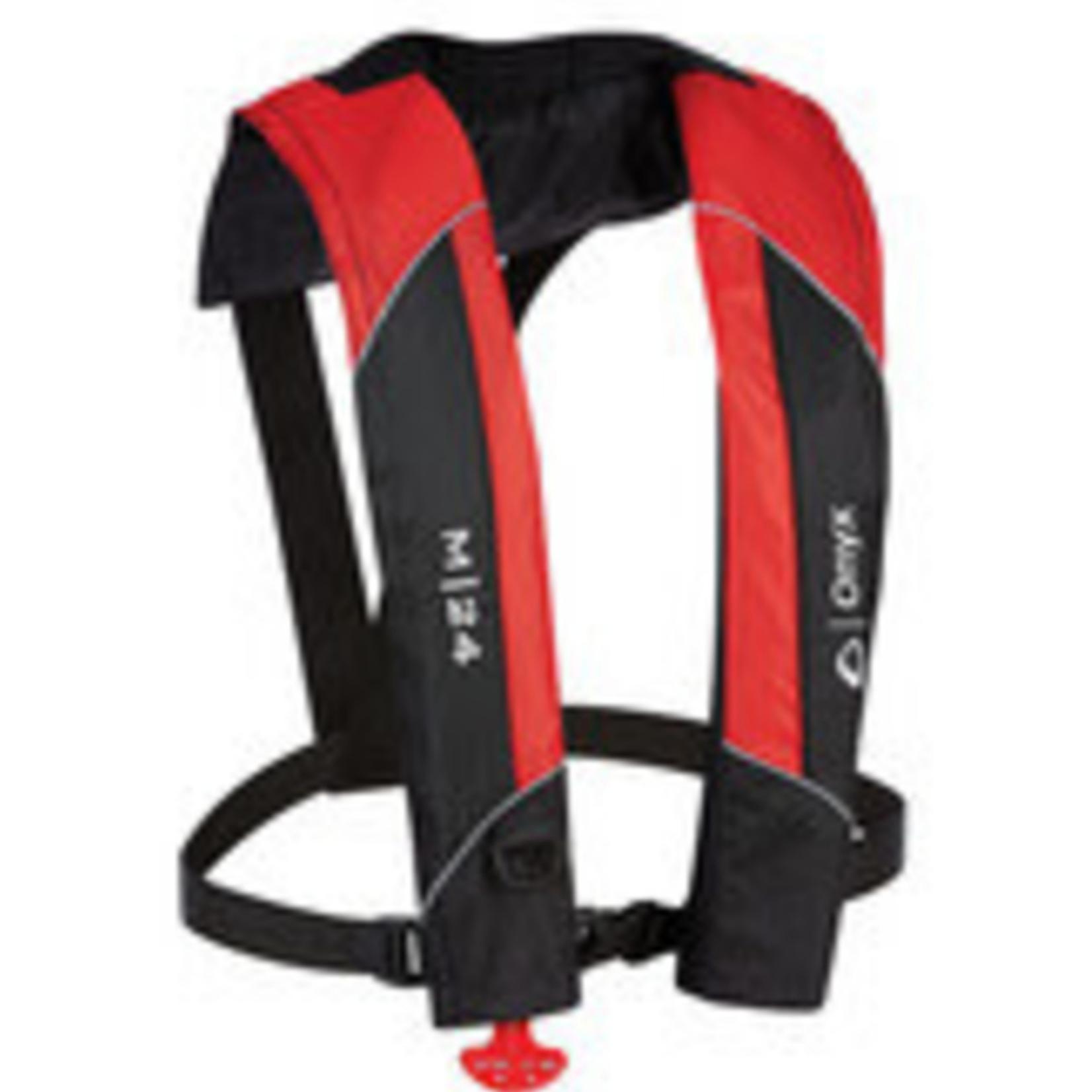 Onyx Onyx M-24 Manual Inflatable Life Jacket (PFD)