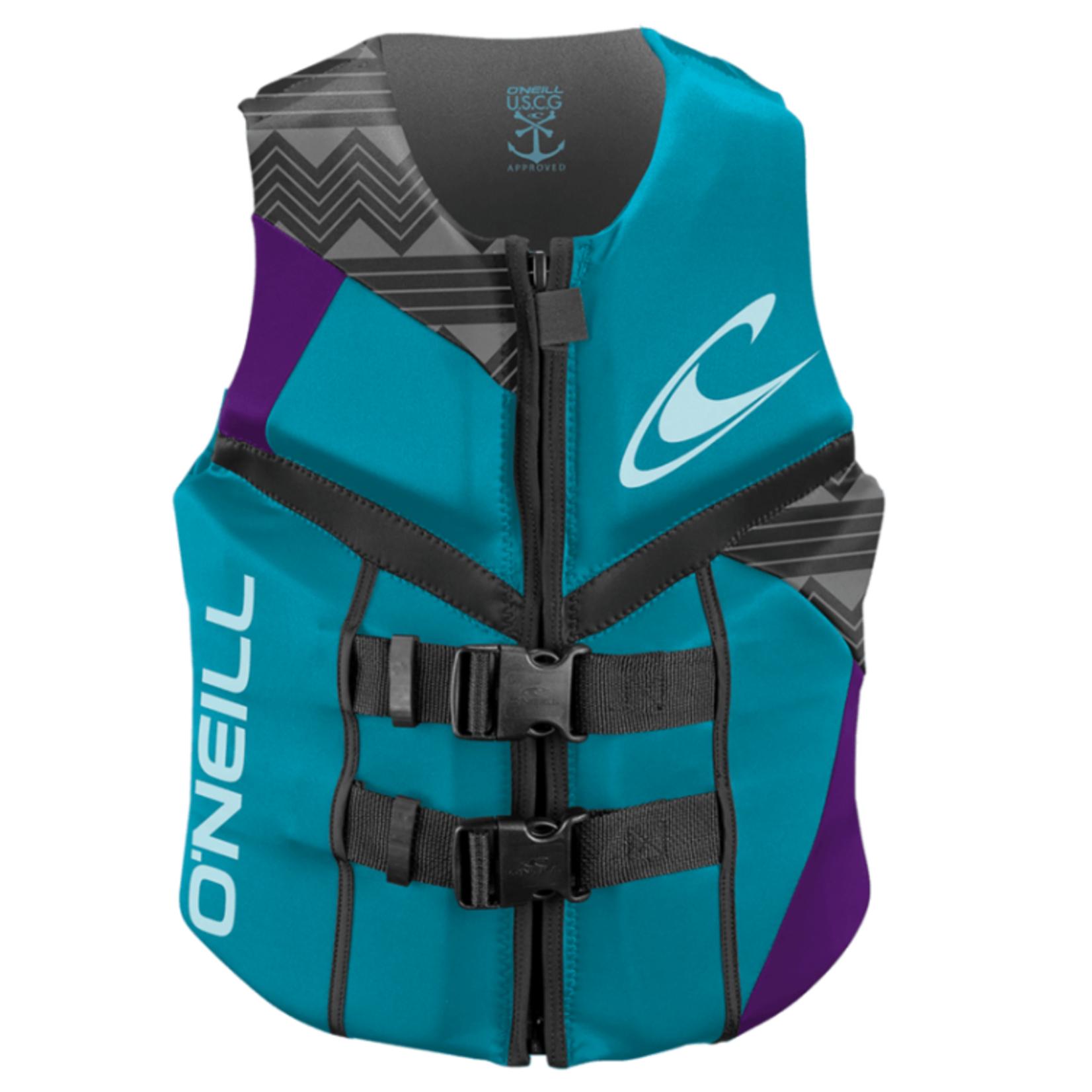 O'Neill O'Neill Women's Reactor FZ USCG Life Vest