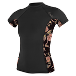 O'Neill O'Neill Women's Side Print Rash Guard