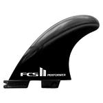FCS FCS II Thruster SFT Tri Fin Set Large