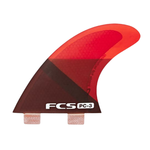 FCS FCS PC-3 Smoke Quad Fins