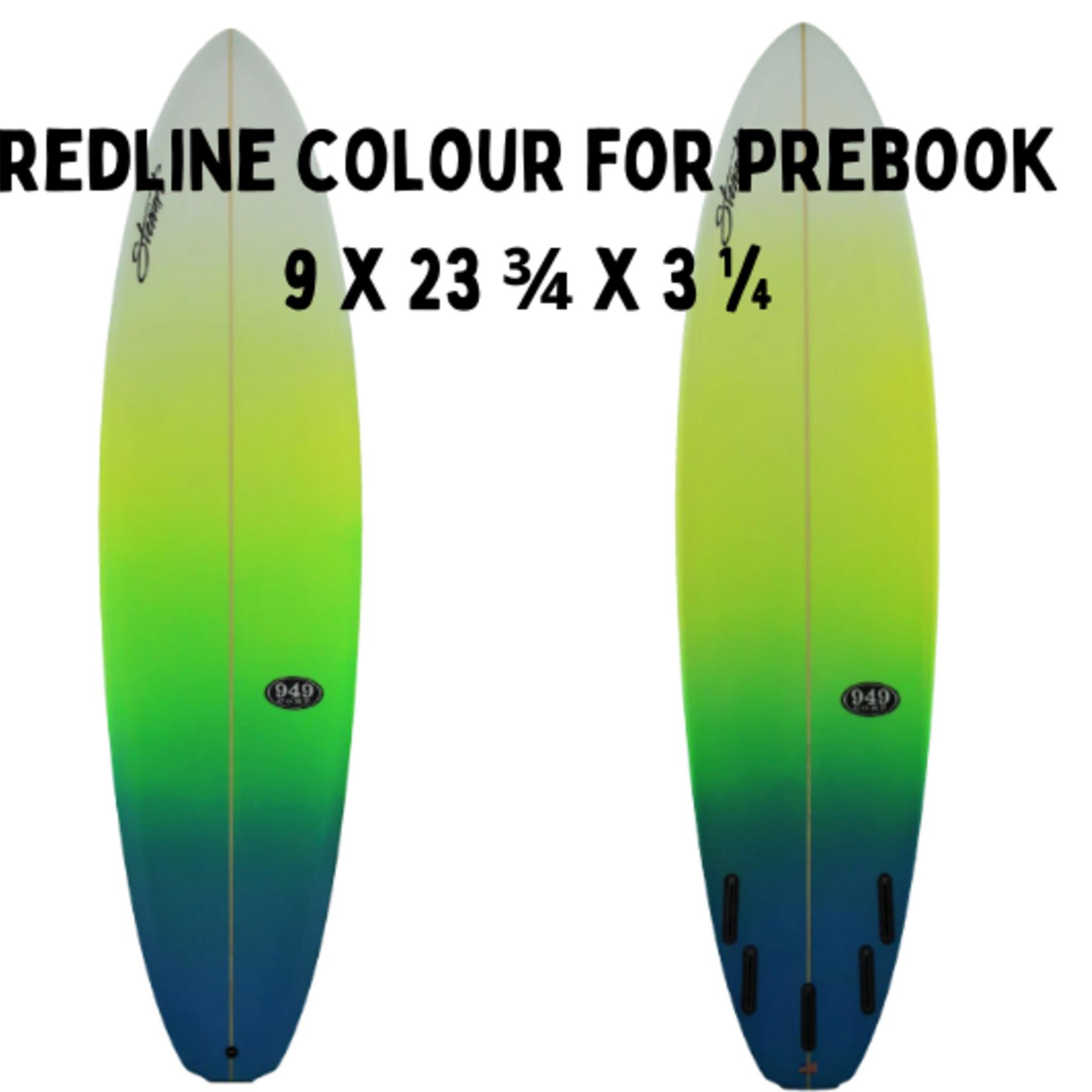 Stewart Surfboards Prebook Stewart 9'0  Redline 11 *DEPOSIT ONLY