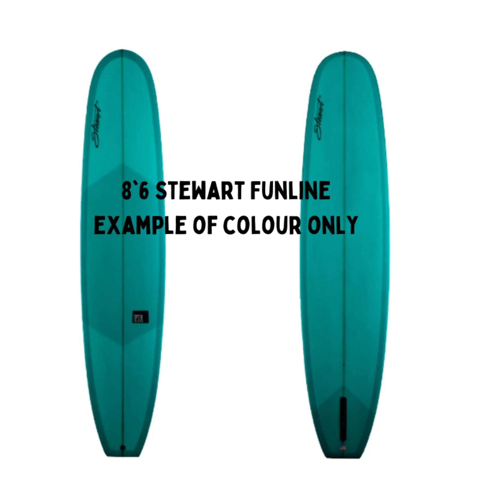 Stewart Surfboards Prebook Stewart Funline 8'6 *DEPOSIT ONLY