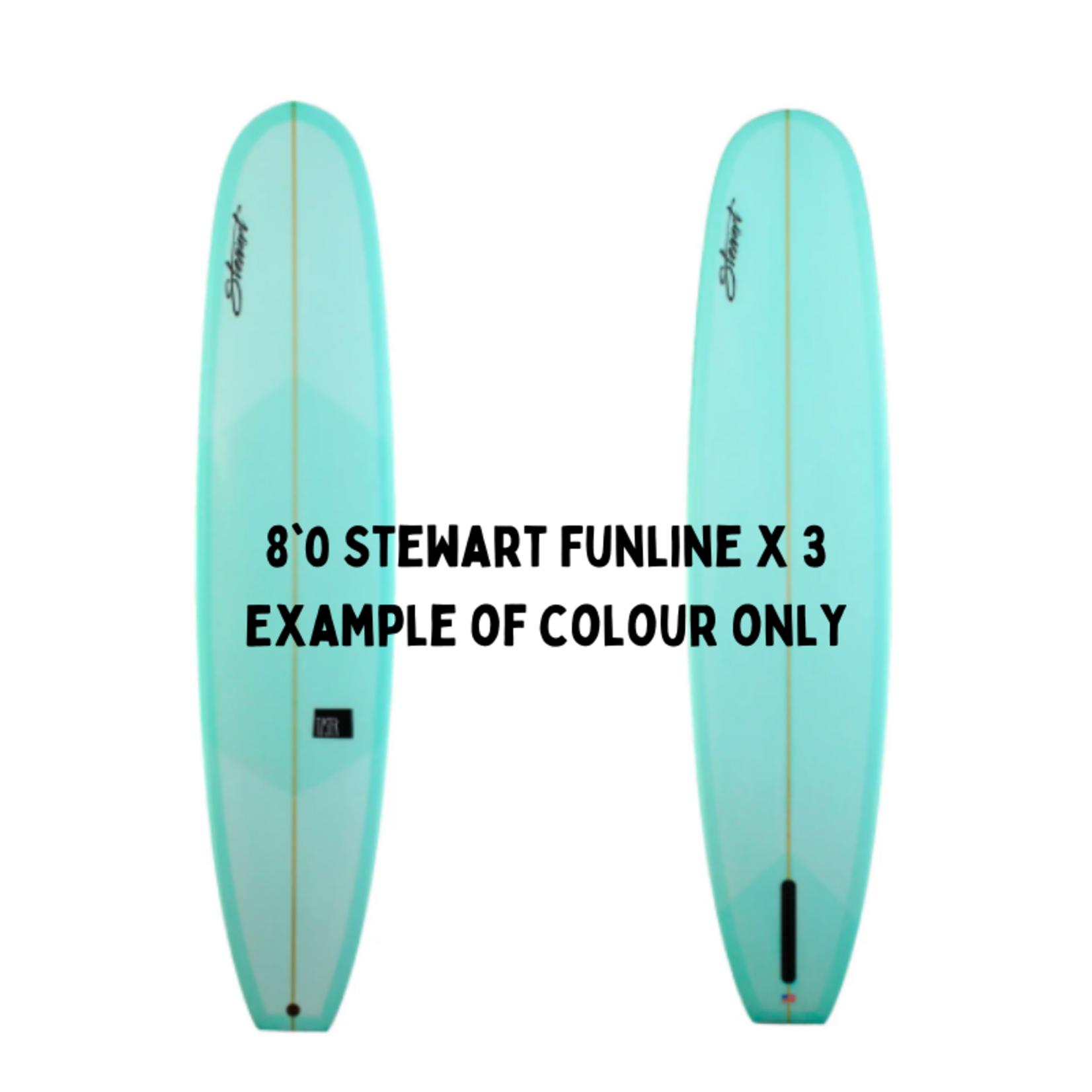 Stewart Surfboards Prebook Stewart Funline 8'0 *DEPOSIT ONLY