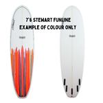 Stewart Surfboards Prebook Stewart Funline  7'6*Deposit Only