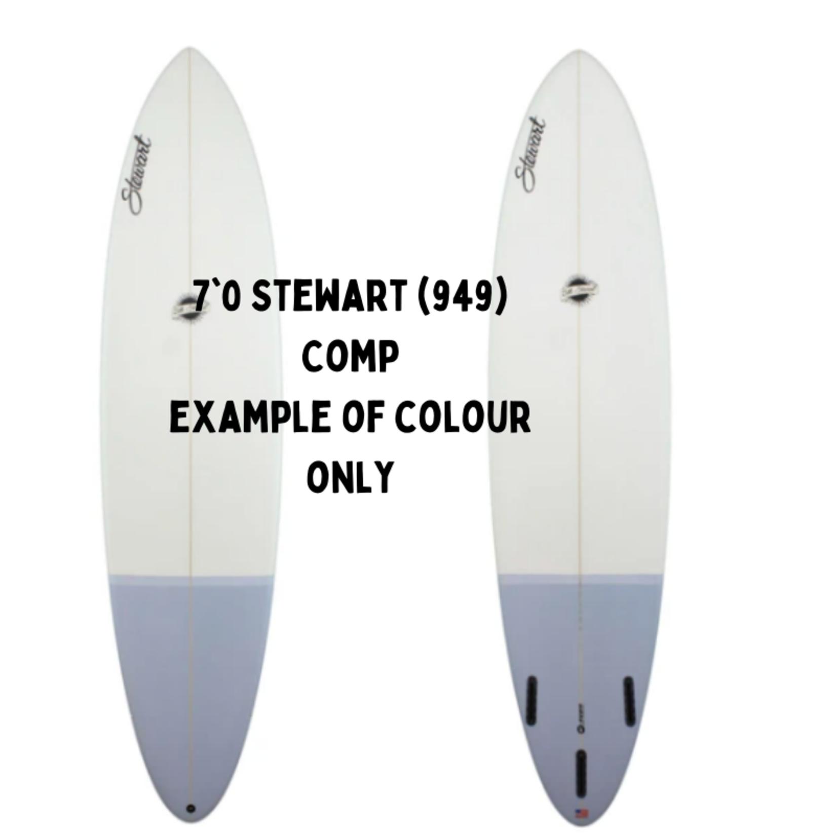 Stewart Surfboards Prebook Stewart (949) Comp 7'0 *DEPOSIT ONLY
