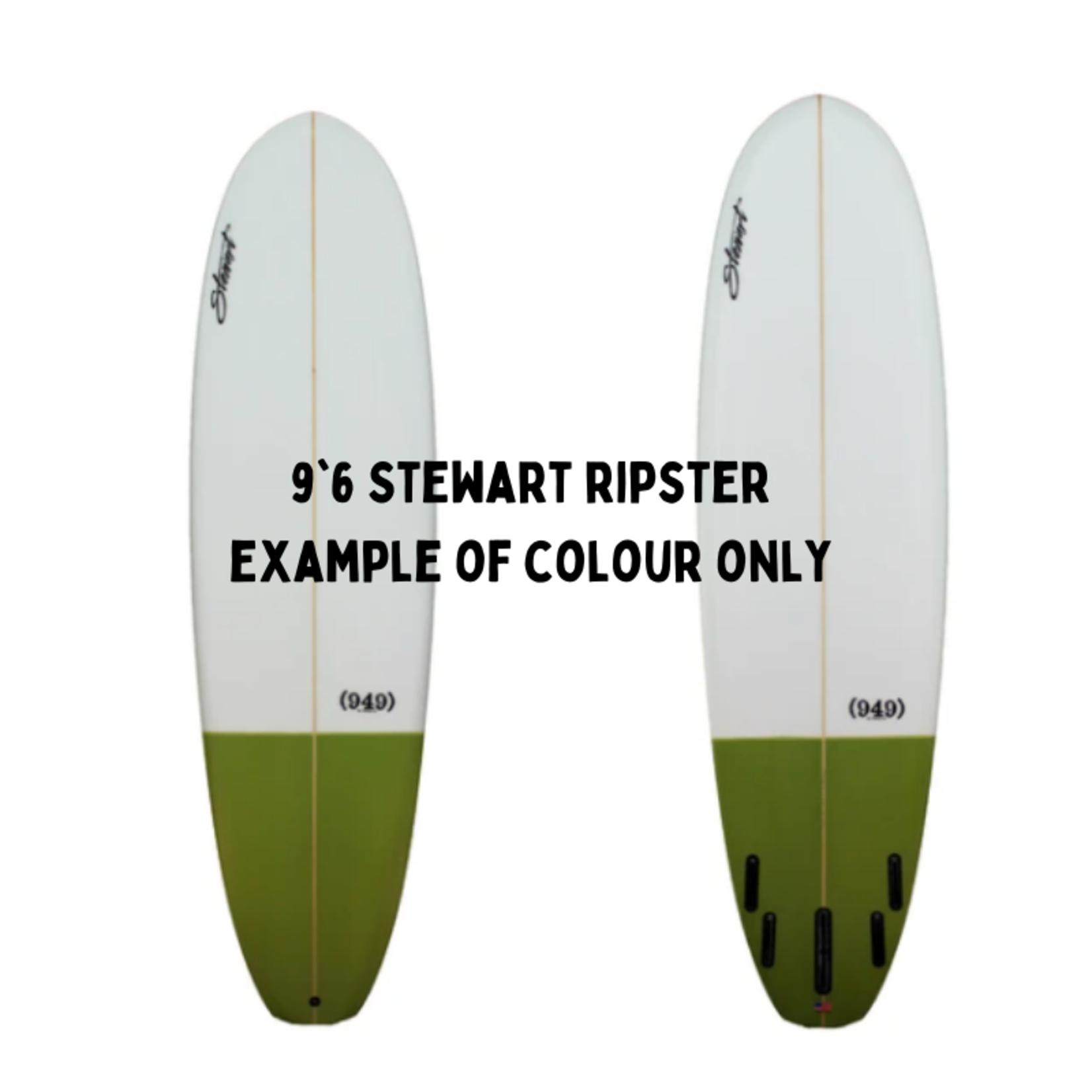 Stewart Surfboards Prebook Stewart Ripster 9'6 *DEPOSIT ONLY