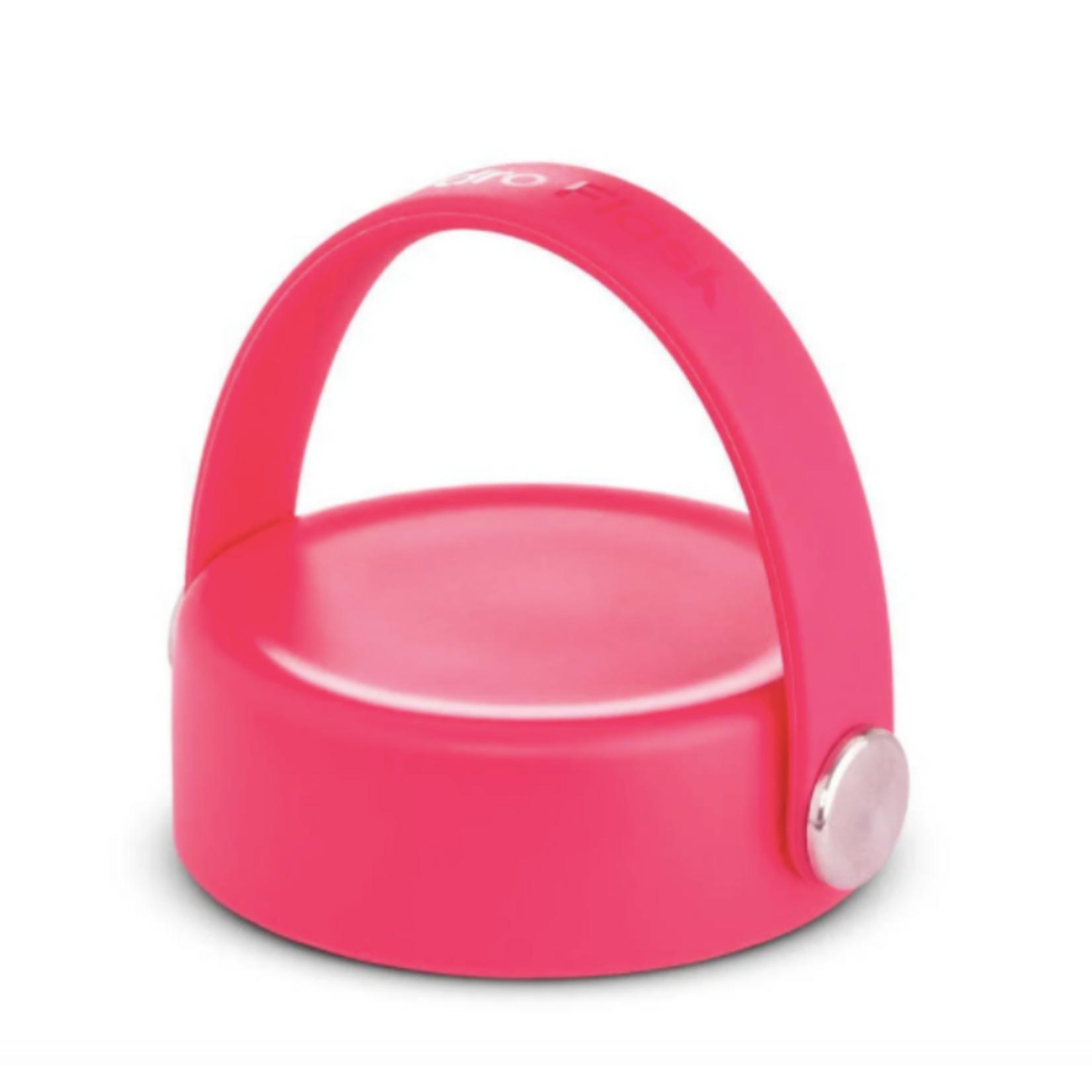 Hydro Flask Wide Mouth Flex Cap. Watermelon