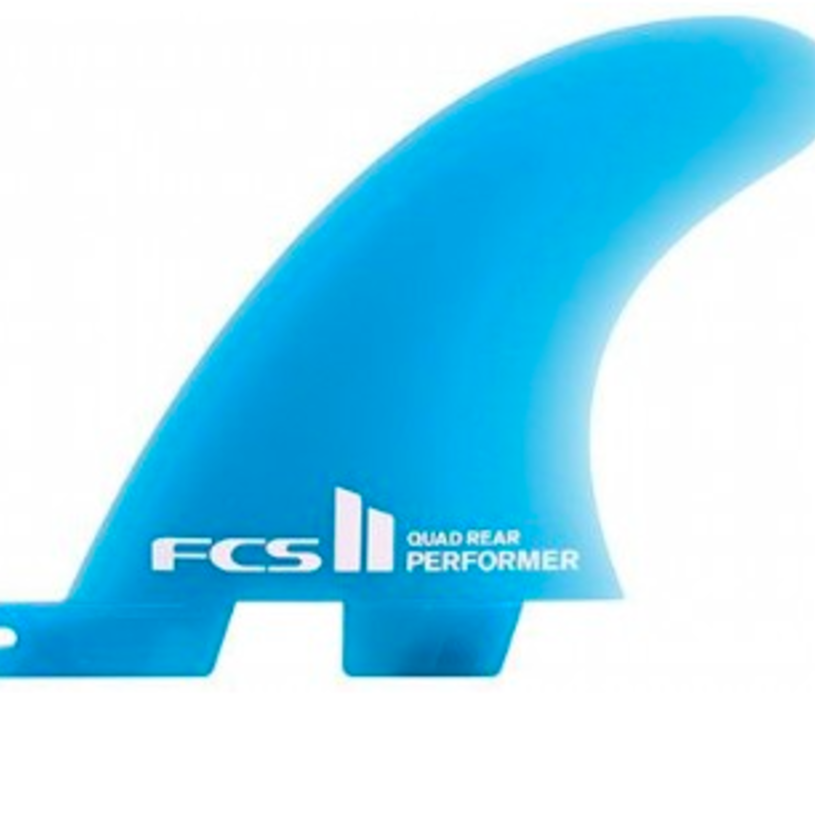 FCS II FCS II Performer Neo Glass Quad Rear Retail Fins
