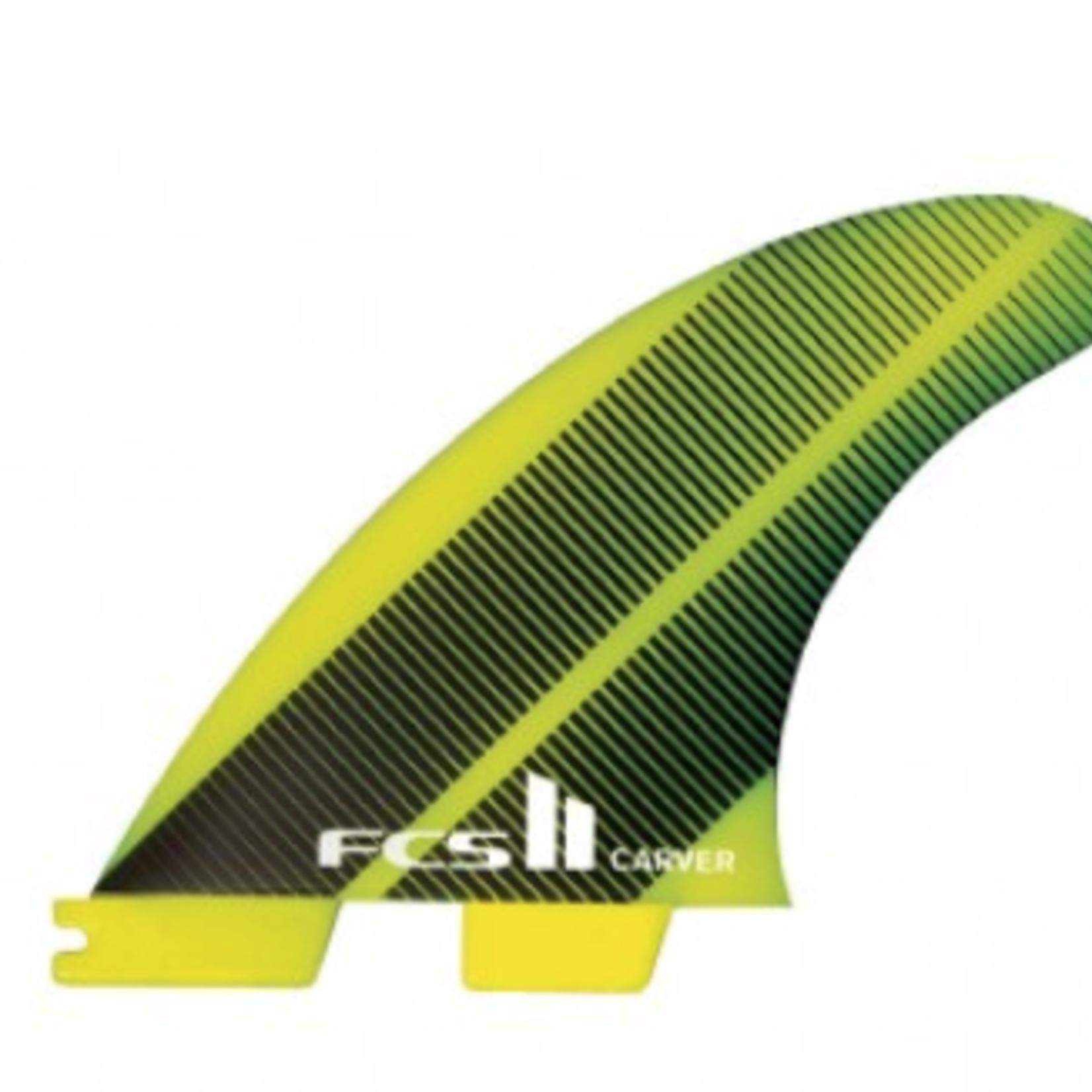 FCS II FCS II Carver Neo Glass Acid Gradient Tri-Quad Set Large