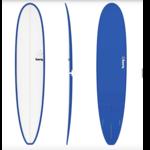 TORQ Surfboards 9'0 Torq TET Denim Blue Epoxy Longboard