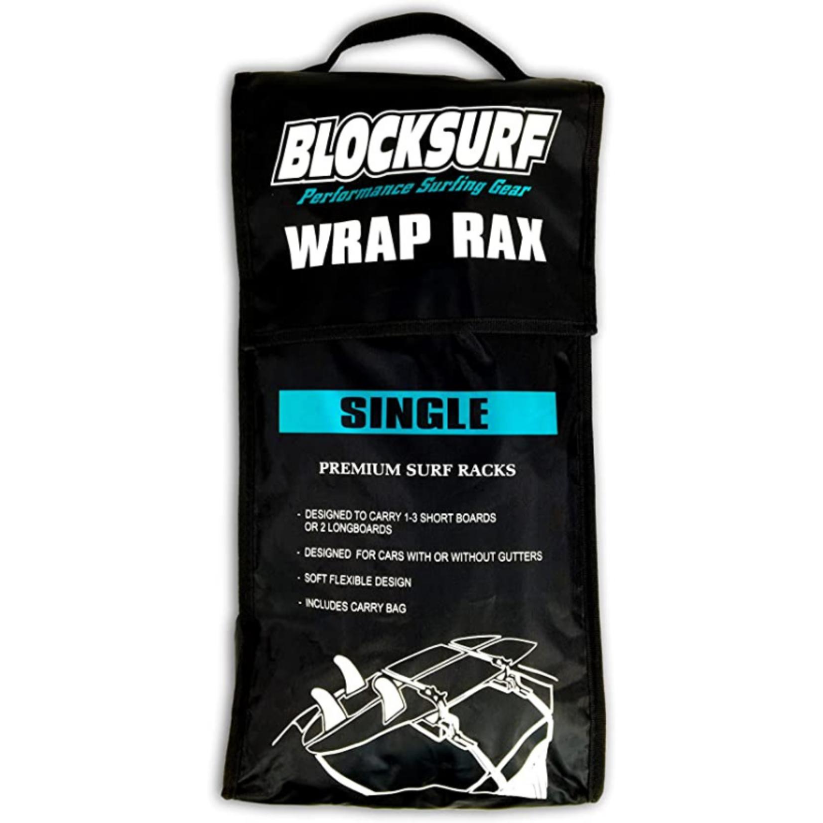 BLOCKSURF Blocksurf Wrap Rax Single