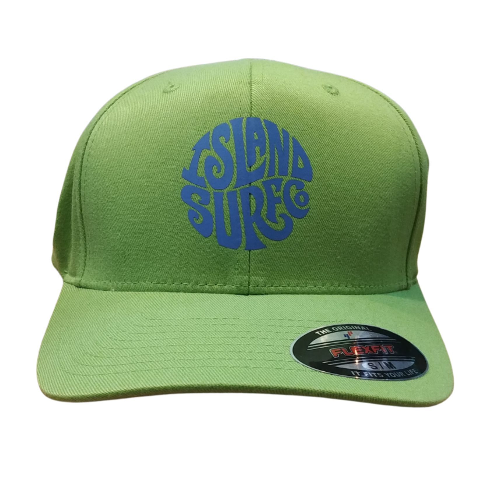 Island Surf Company Island Surf Company Retro Circle Flexfit Original Cap.