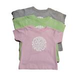 Island Surf Company ISC Toddler T-Shirt Round Logo