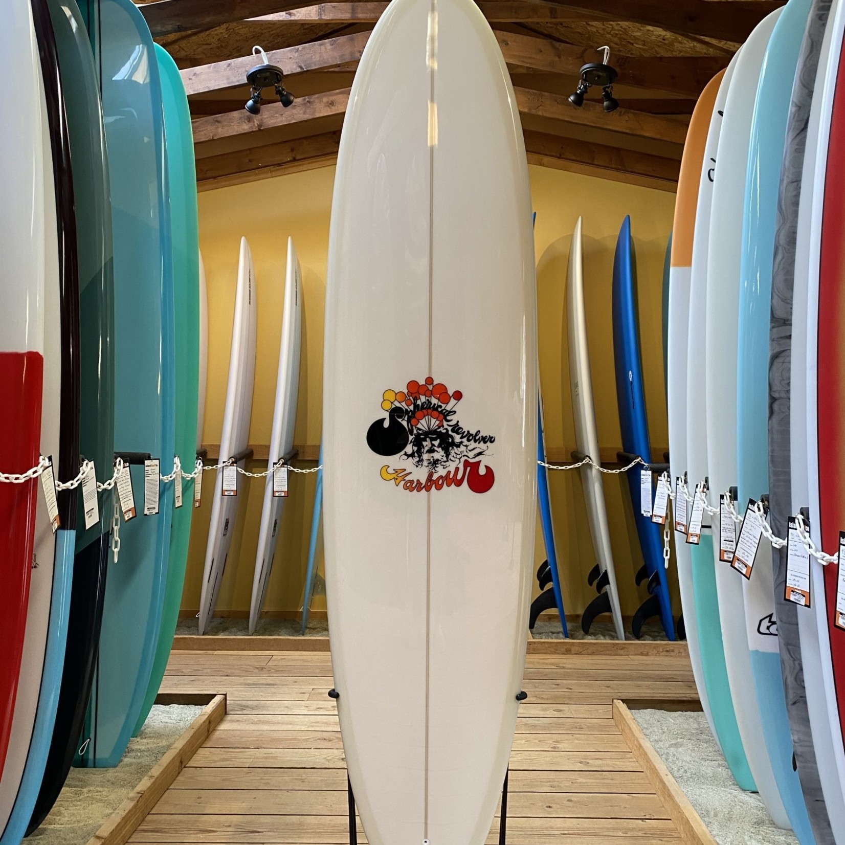 Harbour Surfboards 7'8 Harbour Spherical Revolver