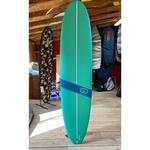 TORQ Surfboards 8'6 Torq GO Wide WhiteGreen/White SoftDeck