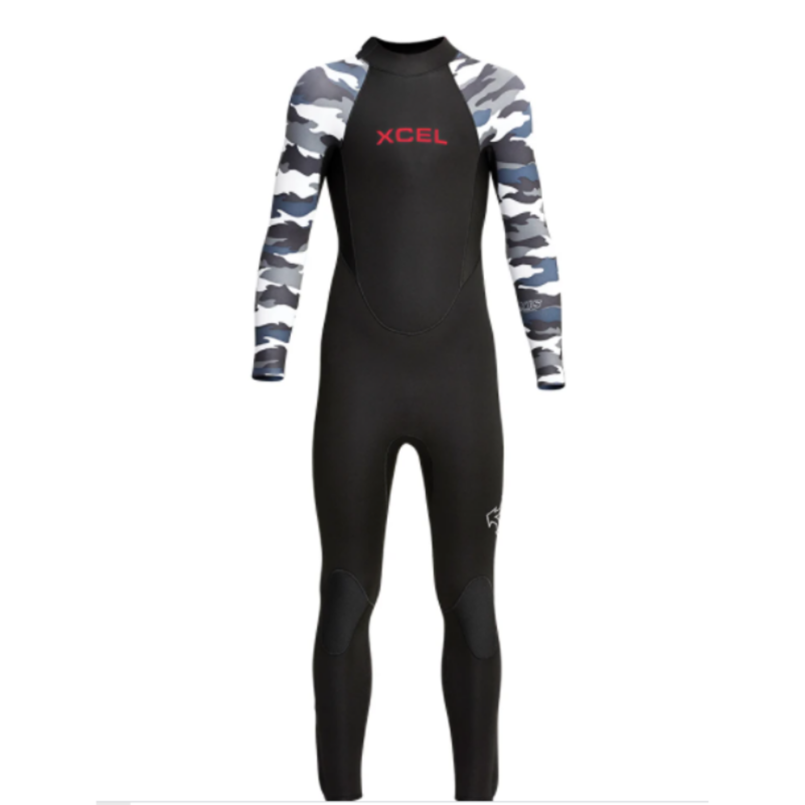 XCEL Wetsuits XCEL Youth Axis 4/3 Back Zip Wetsuit.