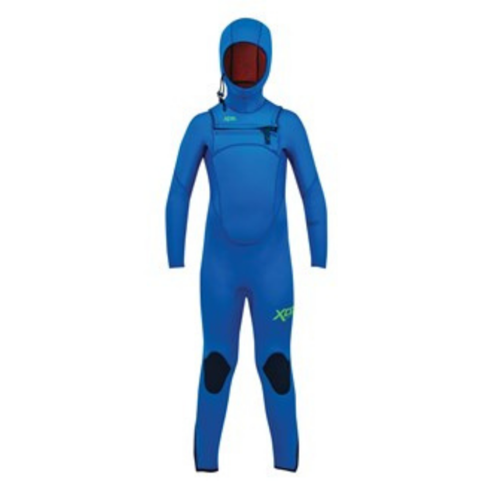 XCEL XCEL Small Youth Comp 4.5/3.5mm Hooded Wetsuit.