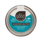All Good SPF 50+ Mineral Sunscreen Butter, 1 oz.