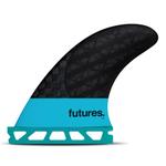 Futures. Futures V2F4 Blackstix 3.0 Thruster Turquoise