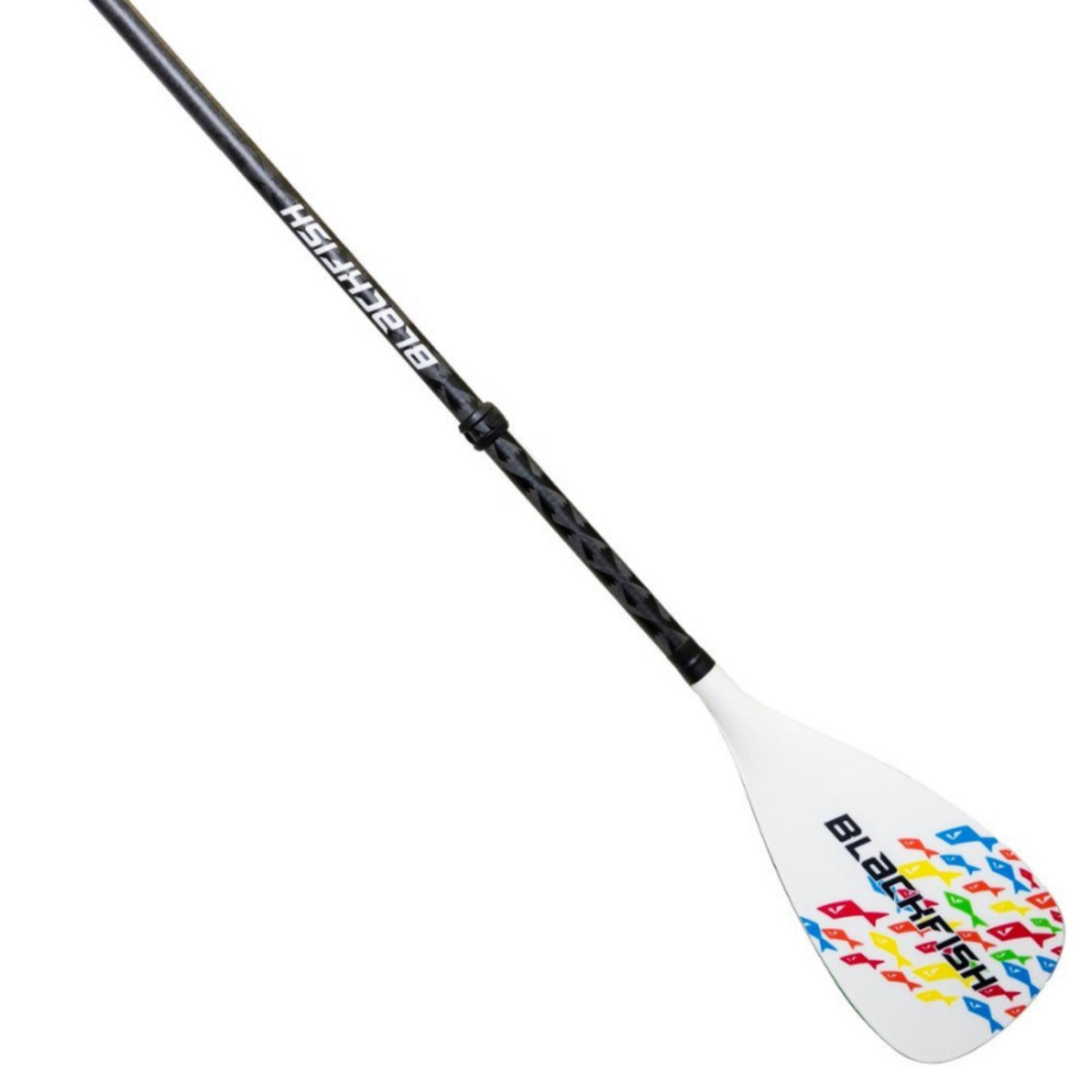 Blackfish Paddles Blackfish Nootka 520 Fishskin Adjustable 3 pc. SUP Paddle.