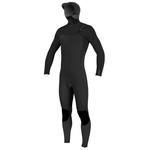 O'Neill O'neill Hyperfreak 4/3+ Chest Zip Hooded Wetsuit