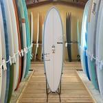 TORQ Surfboards 7'2 Torq TET Blue Epoxy Funboard