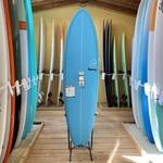 TORQ Surfboards 7'2 Torq Fish