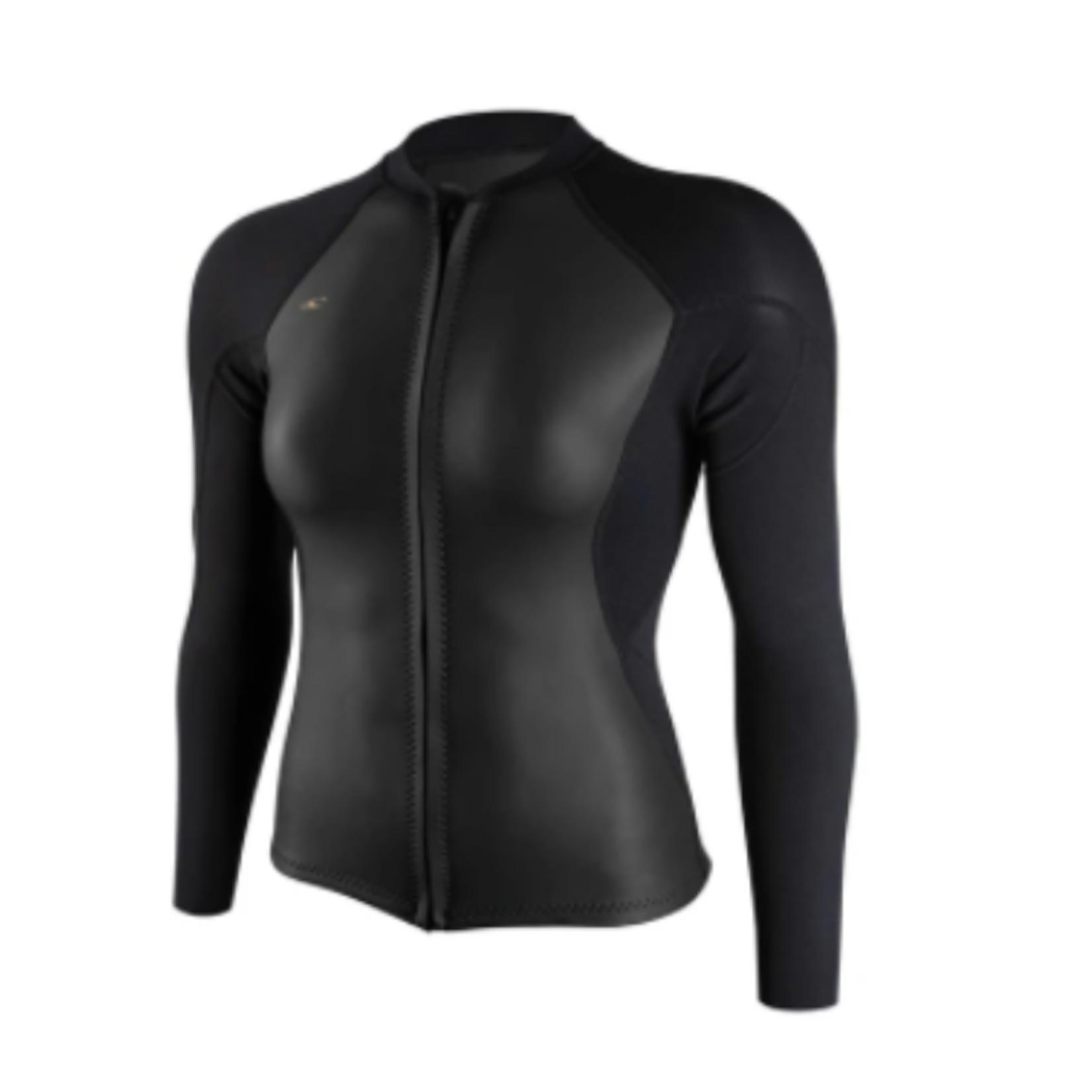 O'Neill O'Neill Women's Bahai 1.5 mm Full Zip Jacket