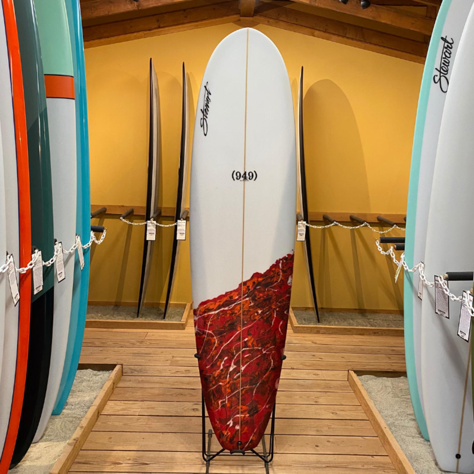 Stewart Surfboards 7'2 Stewart (949) Performance Surfboard #120036