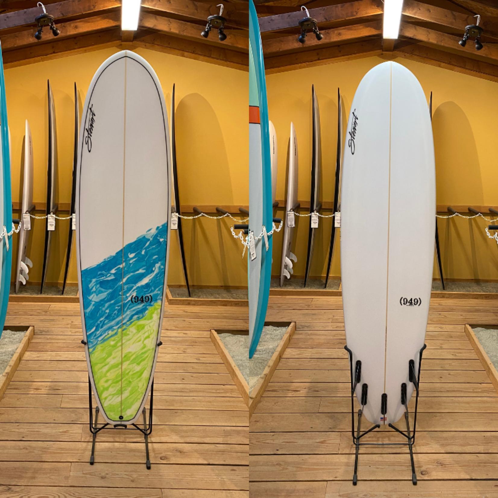 Stewart Surfboards 7'2 Stewart (949)  #119712